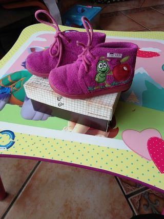 zapatillas casa niña n22