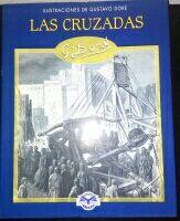 """Libro """"Las Cruzadas"""" ilustrado por Doré"""