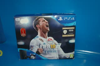 Consola Playstation 4 -500GB + juego FIFA 19