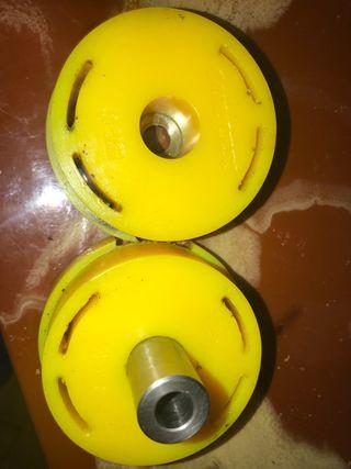 Poweflex taco inferior para 206