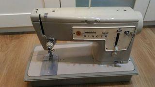 Máquina de coser Singer 348 Vintage año 1967