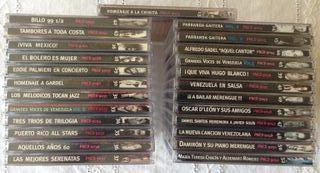 CD MANIA, COLECCIÓN DE CDs DE MUSICA