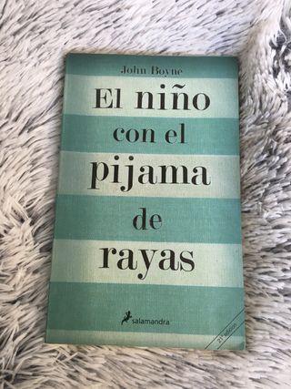 El niño con el pijama de rayas de John Boyne