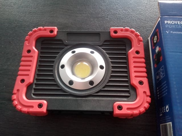 Proyector Led portatil de 10W