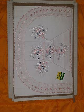 juego de sábanas de hilo
