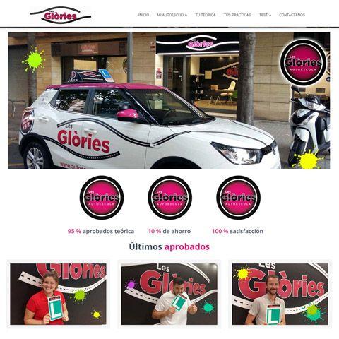 Páginas Web y Tiendas Online desde 450 €