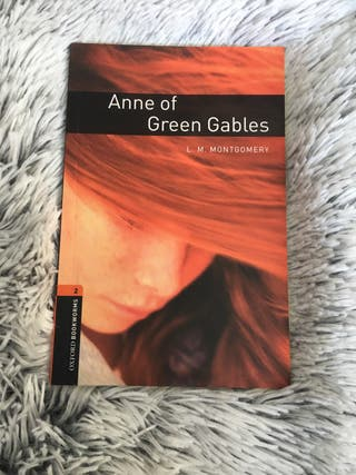 Anne of Green Gables de LM Montgomery
