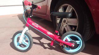 """Bici sin pedales de 10"""""""
