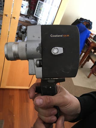 Cámara de vídeo Cineland CZ25