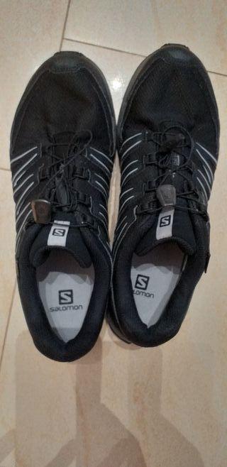 vendo zapatillas treking