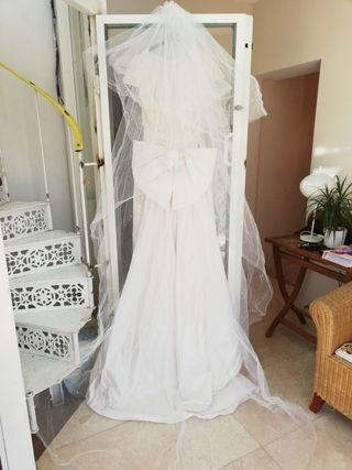 Precioso vestido novia! Pronovias