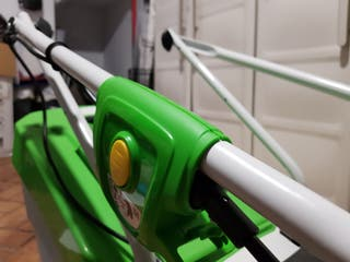 Cortacesped eléctrico Viking(Stihl), un solo uso