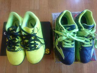 zapatillas adidas niño amarillas