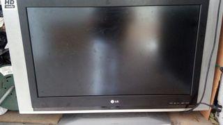 televisión LG de 37 pulgadas plasma