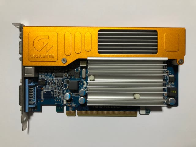 TARJETA GRAFICA NVIDIA 8400 GS 512 MB