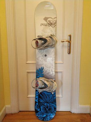 Tabla snowboard 143 + botas 40