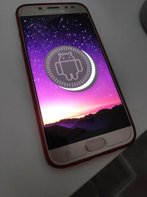 Samsung Galaxy J7 2017 como nuevo