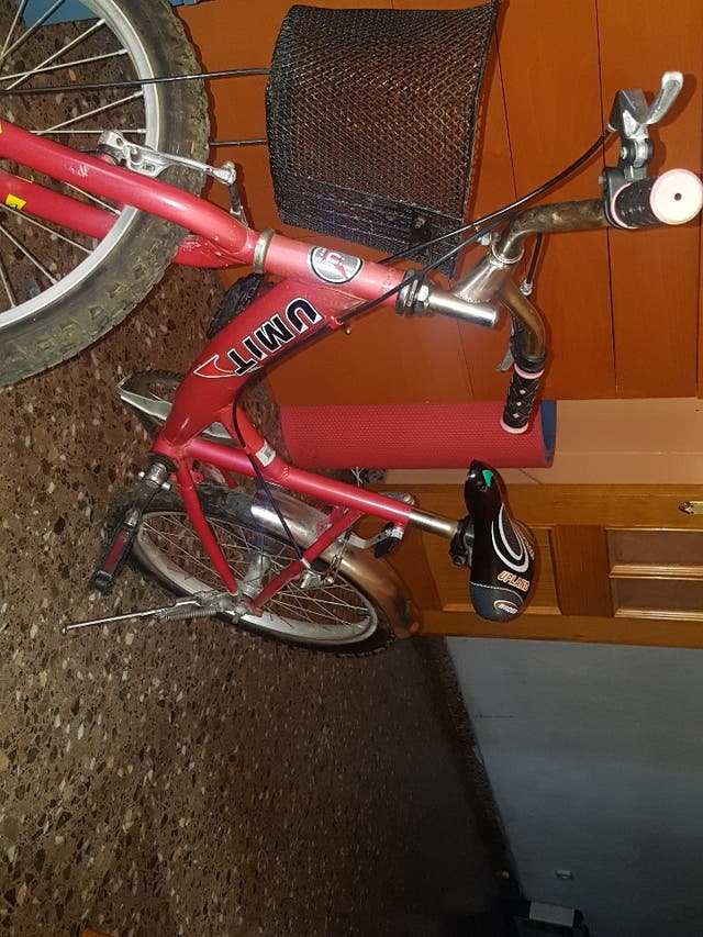 bici infantil