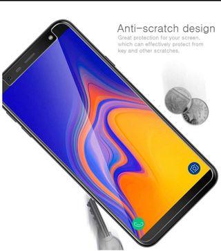 Protector pantalla Samsung galaxy J4 y J6 plus