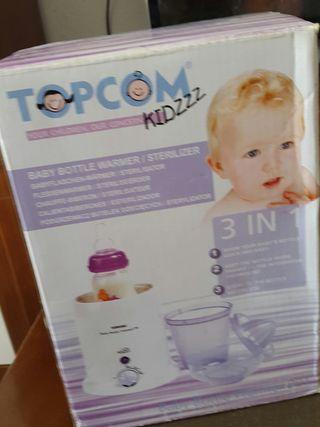 "se vende calienta biberones ""Topcom"""