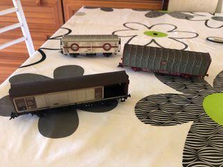 Vagones electrotren