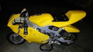 Minimoto gasolina 49CC 2T