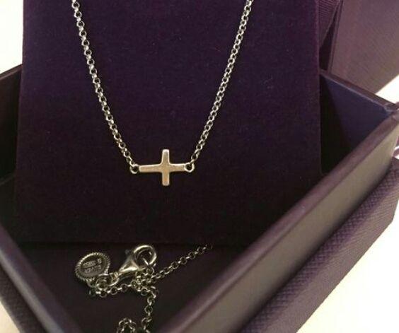 online aquí buscar autorización costo moderado Colgante cruz aristocrazy de segunda mano por 30 € en ...