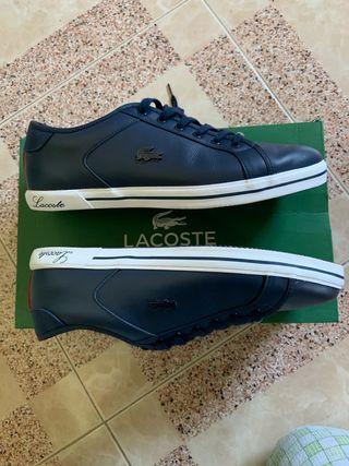 Zapatillas lacoste nuevas