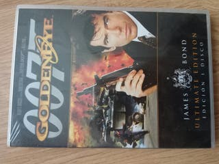 DVD nuevo (precintado) James Bond 007 Goldeneye