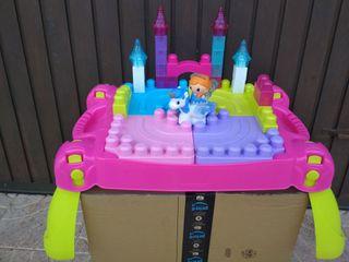 Castillo Princesas MegaBloks