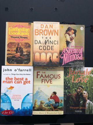 Libros o novelas en inglés, literatura