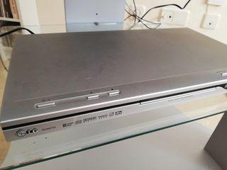 reproductor de CD vídeo y DVD LG