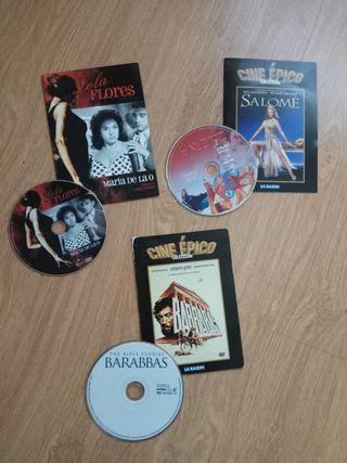 Pack dvd cine clásico