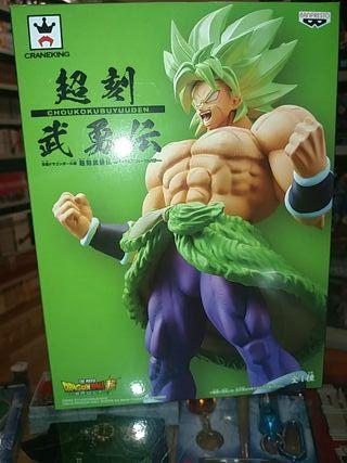 Figura Broly Super Saiyan Full Power