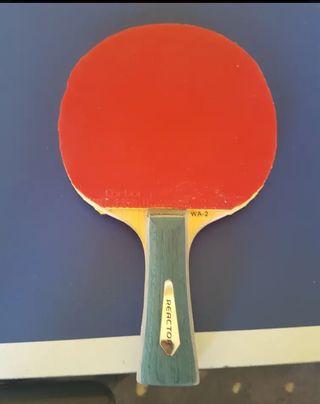 Pala raqueta ping pong tenis de mesa