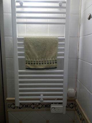 radiador eléctrico secatoallas