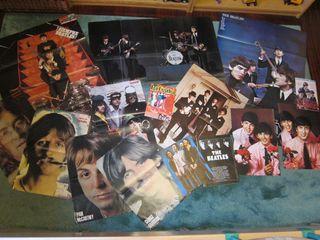 Posters de los Beatles
