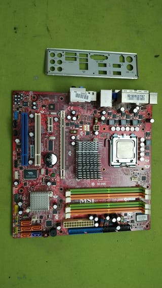 placa base MSI