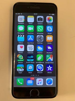 Iphone 6 128GB libre (falla cobertura)