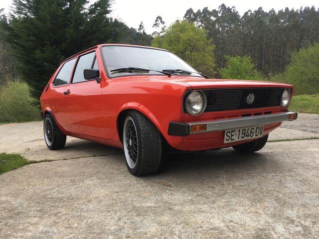 Volkswagen Polo 1980