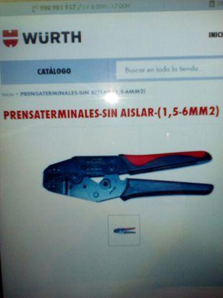 Wurth alicates