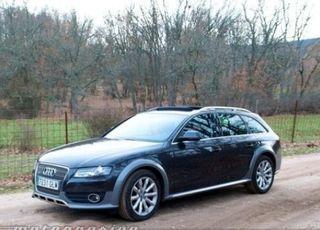 Audi A4 Allroad 2009