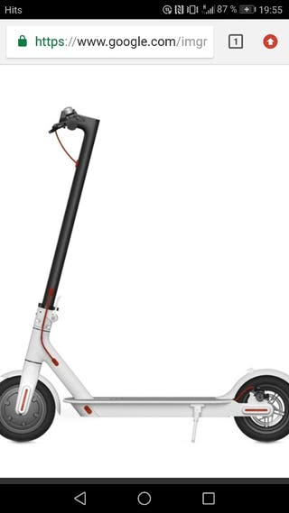 Monopatin Xiaomi M365. Electric Scooter
