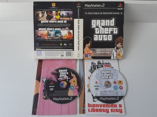 Pack Doble Grand Theft Auto
