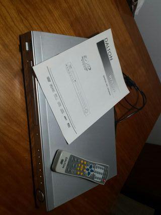 Reproductor DVD Dalton DVX 600