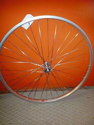 rueda bicicleta delantera 26x1 3/8 (590-19)