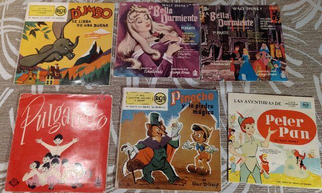 Vinilos Infantiles Disney.Vinilos Infantiles Disney De Segunda Mano Por 8 En Madrid