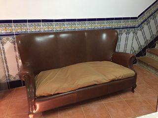 Conjunto de Sofá y sillones vintage