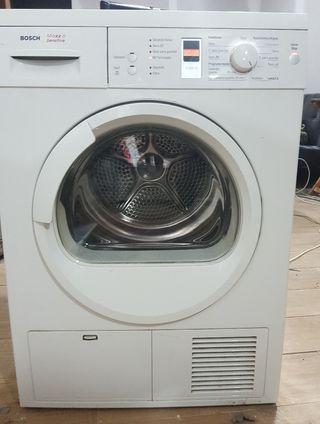 secadora Bosch de 8 kilos
