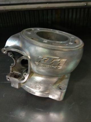 cilindro ktm 250xc 2010